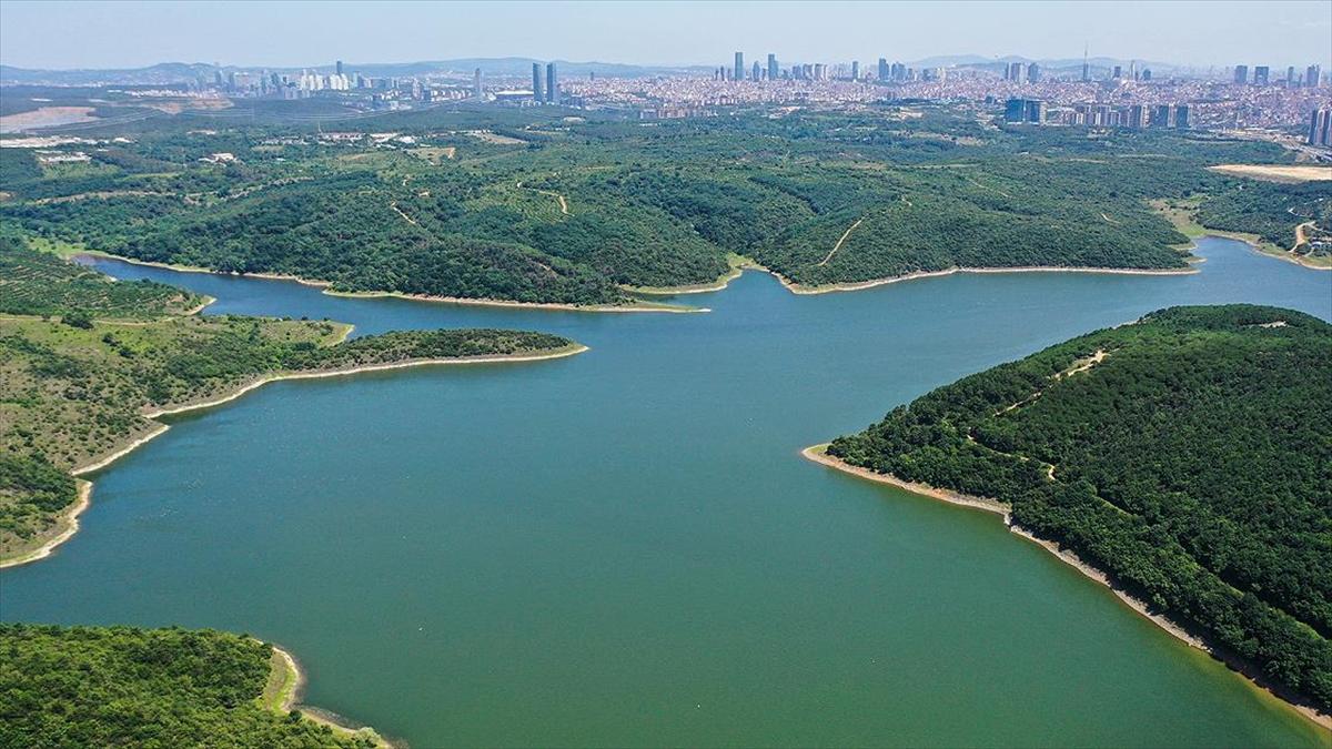 Marmara Bölgesi'ndeki yağışlar, İstanbul barajlarının doluluğunu yüzde 15 artırdı