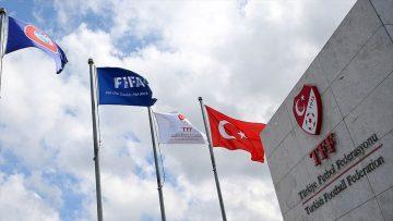 TFF: Müsabakalara çıkmamak Türk futbol kamuoyu tarafından kabul görmeyecek bir tutum