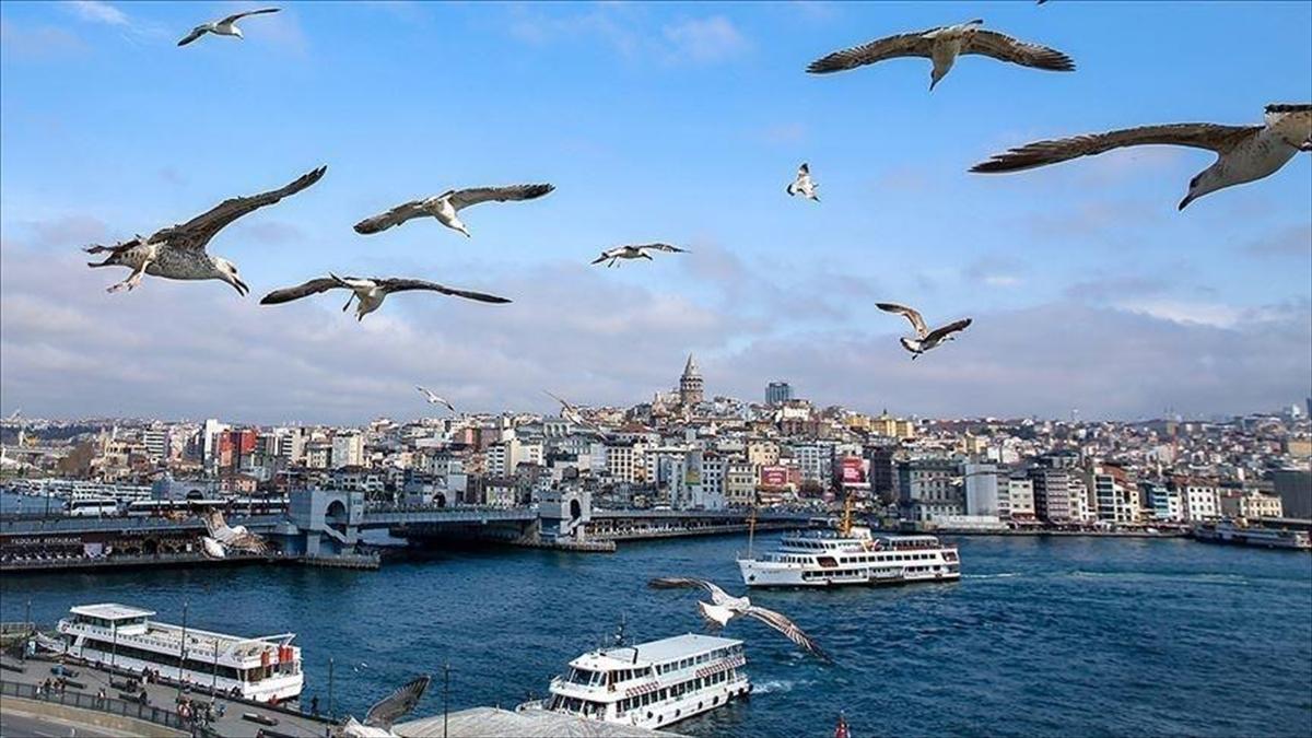 Marmara'da sıcaklıkların mevsim normallerinin üzerinde olması bekleniyor
