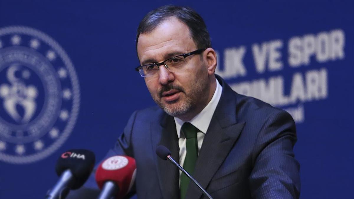Gençlik ve Spor Bakanı Kasapoğlu'ndan istihdam müjdesi