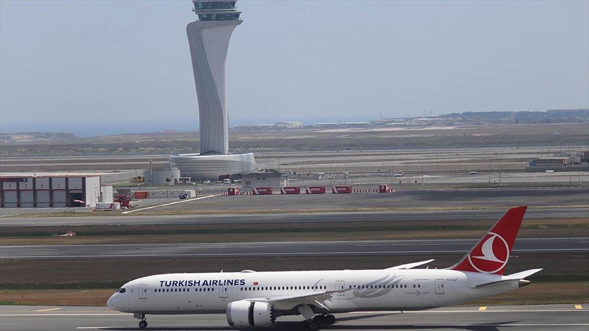 İstanbul Havalimanı 2050'ye kadar 'sıfır emisyon' taahhüt ediyor