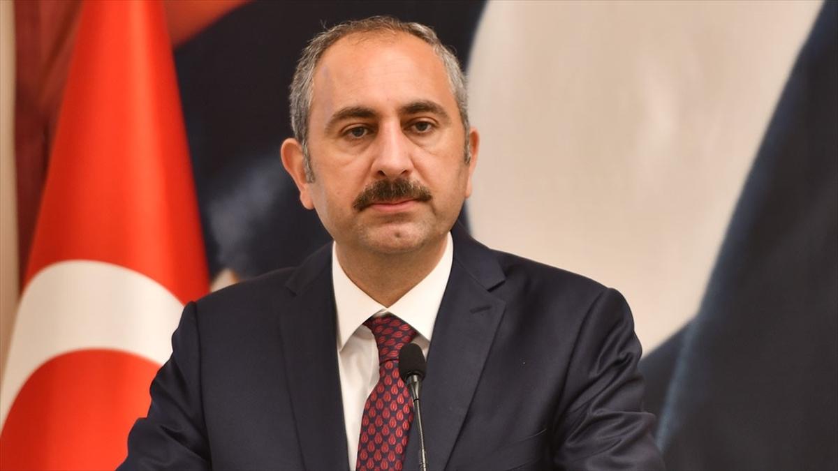 Adalet Bakanı Gül: Bu adli yıla da reform adımlarıyla başlıyoruz
