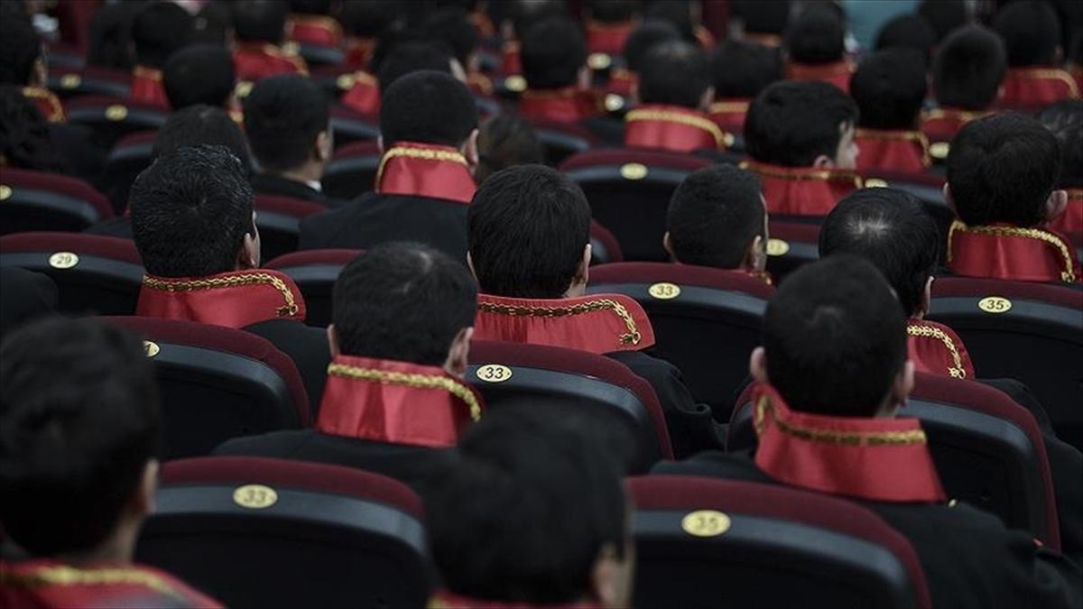 HSK'nin mazeret kararnamesiyle 359 hakim ve savcının görev yeri değişti