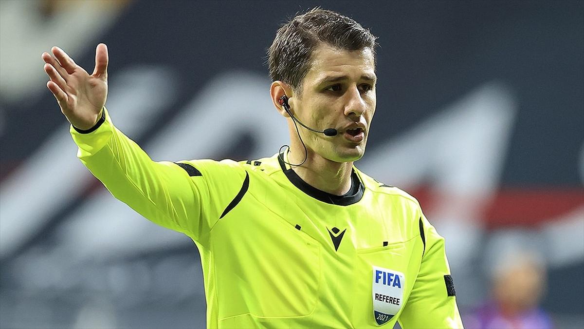 Halil Umut Meler, San Marino-Andorra maçını yönetecek