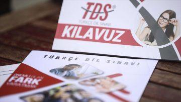 Yabancılar, yerli ve milli yazılımlı çevrim içi sınavla Türkçe sertifikası alıyor