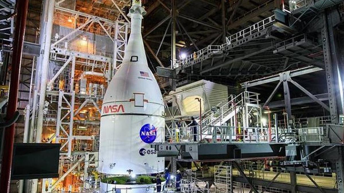 NASA Şubat 2022'de Ay'a insansız uçuşu planlıyor